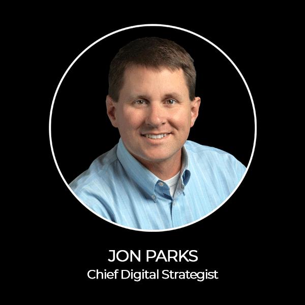 Jon Parks Chief Digital Strategist BOS Digital